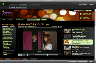 Jaman movie download store