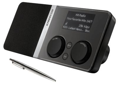 MusicPal freecom wifi portable internet radio