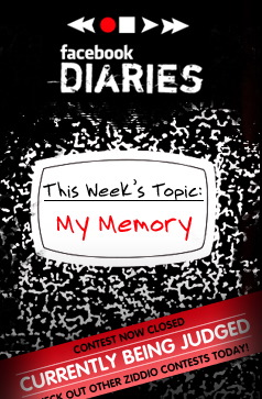 facebook diaries