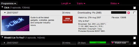 iPlayer download click online