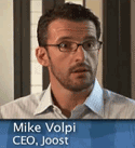 Wallstrip interviews Joost CEO Mike Volpi