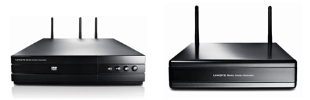 Linksys DMA2200 and DMA2100.
