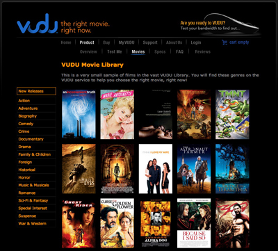 The Box movies in Germany