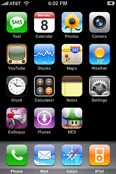 engadet iphone apps smaller