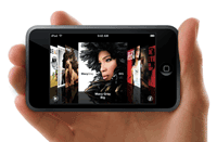 Apple: iPod Touch first mainstream WiFi mobile platform