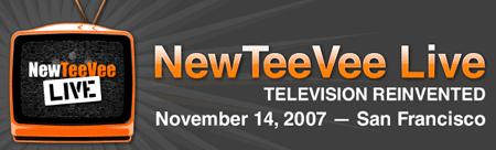 NewTeeVee Live, San Francisco