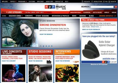 npr music web