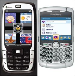 zumobi and yahoo go phones