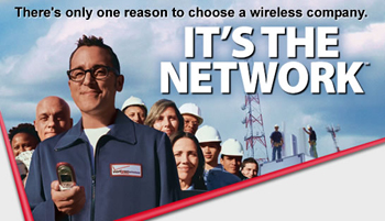 verizon network