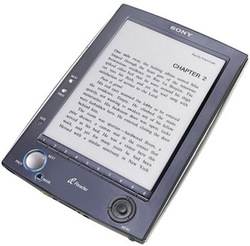 first sony reader sm