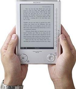 sony reader 2