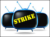 strike graphic