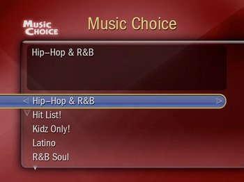 music choice