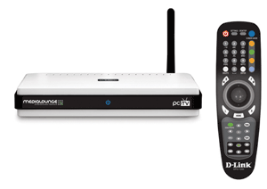 D-Link PC-on-TV Player