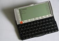 Psion 5, a Smartbook before time