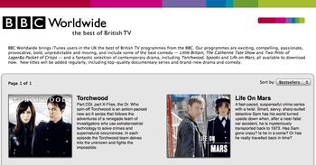 bbc on itunes
