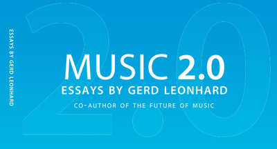 Gerd Leonhard: Flat Rate or Flat Line - further thoughts on the Music Flat Rate