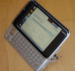 Nokia N810 last100
