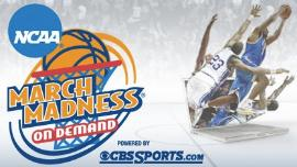 cbs march madness on demand