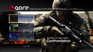 Sony launches Qore, interactive HD video show for PS3