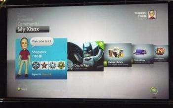 xbox dashboard avatars