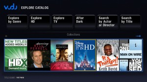 Disney HD content for purchase on Vudu