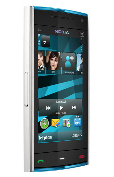 Nokia_X6_white_blue_homescreen