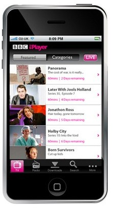 iPlayer-iPhone