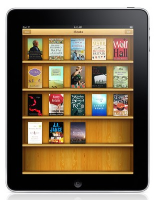 iPad-ebook